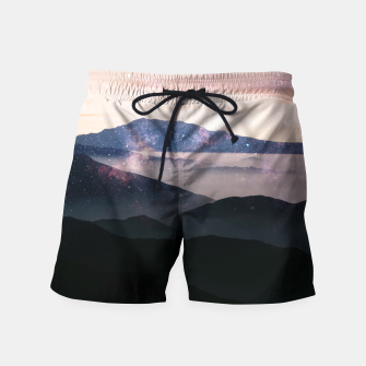 Thumbnail image of Nothings Gonna Stop Us Now Swim Shorts, Live Heroes