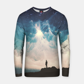 Thumbnail image of Stars Cotton sweater, Live Heroes