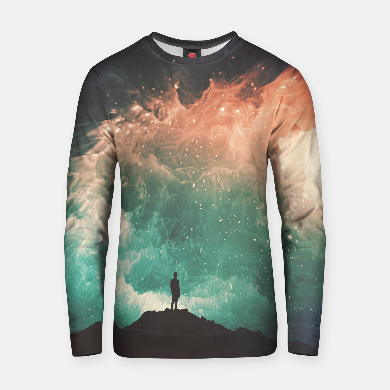 Image of Sleepless Cotton sweater - Live Heroes