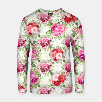 Thumbnail image of JuJu Floral Bouquet Cotton sweater, Live Heroes