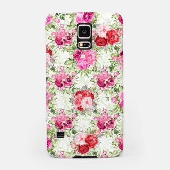 Thumbnail image of JuJu Floral Bouquet Samsung Case, Live Heroes