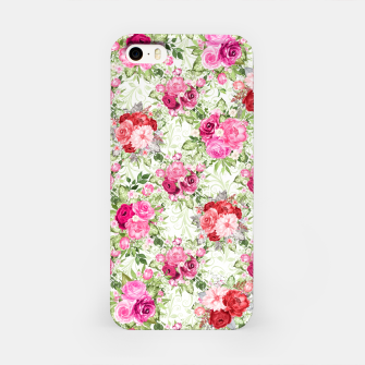 Thumbnail image of JuJu Floral Bouquet iPhone Case, Live Heroes