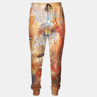 Miniaturka Laniakea Supercluster Cotton sweatpants, Live Heroes