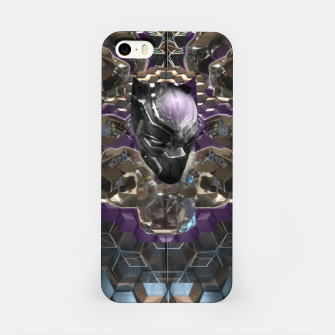 Black Panther iPhone Case Bild der Miniatur