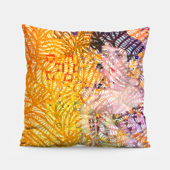 Thumbnail image of klimt Pillow, Live Heroes