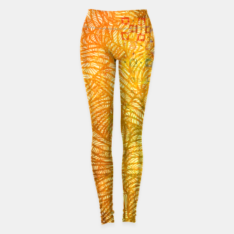 Thumbnail image of klimt Leggings, Live Heroes