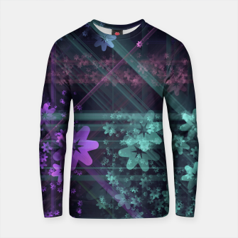 Thumbnail image of Cosmic Garden Cotton sweater, Live Heroes