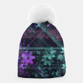 Thumbnail image of Cosmic Garden Beanie, Live Heroes