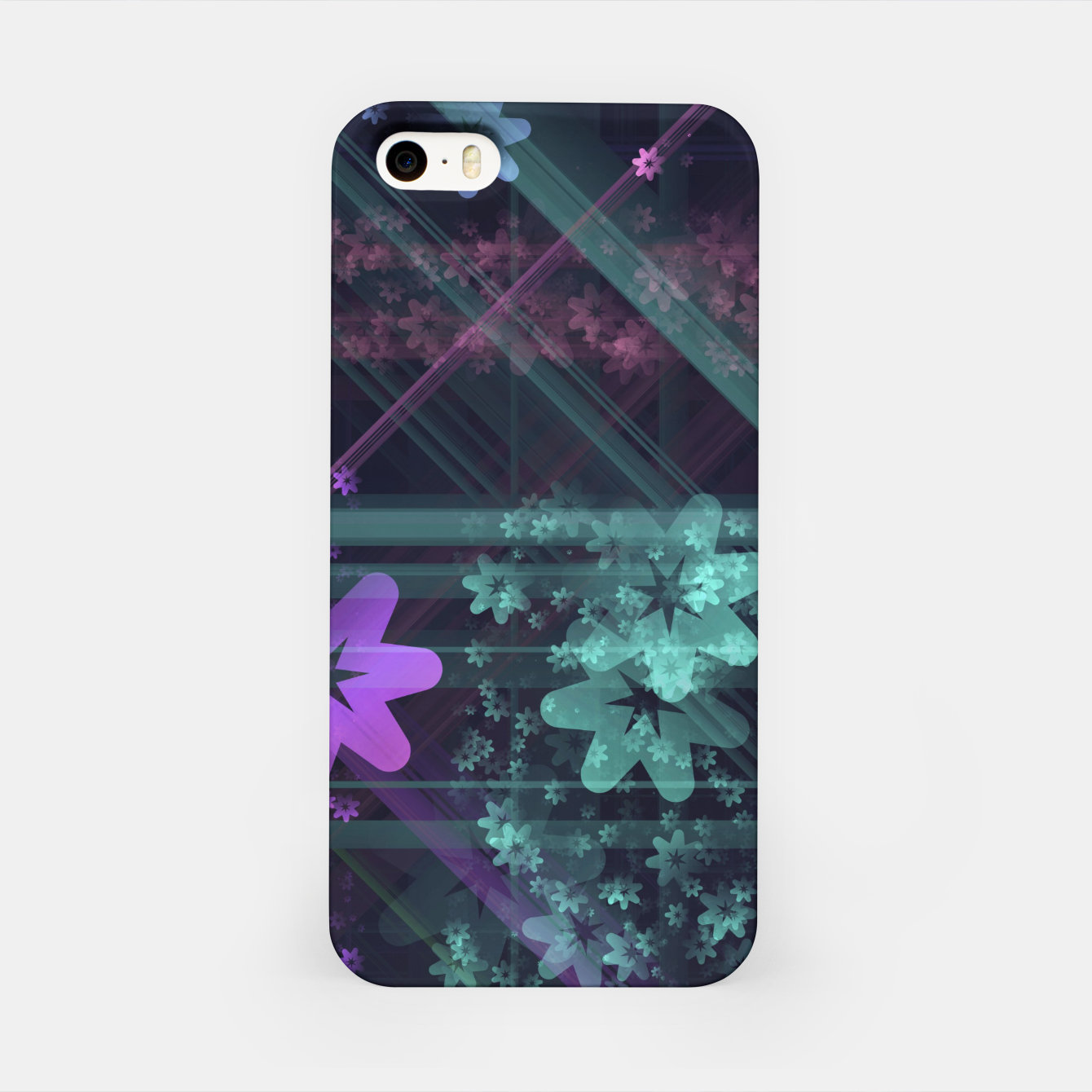 Image of Cosmic Garden iPhone Case - Live Heroes
