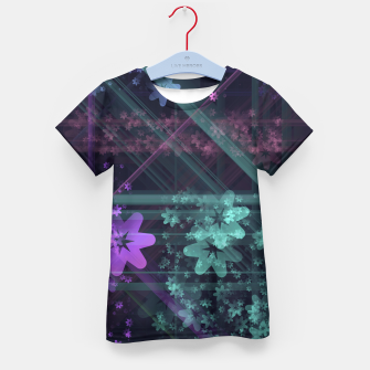 Thumbnail image of Cosmic Garden Kid's t-shirt, Live Heroes