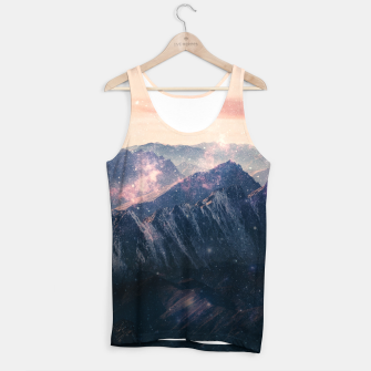 Thumbnail image of Space Landscape Tank Top, Live Heroes