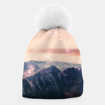 Thumbnail image of Space Landscape Beanie, Live Heroes