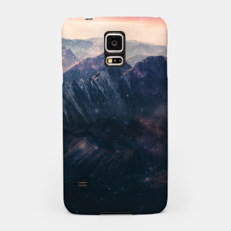 Thumbnail image of Space Landscape Samsung Case, Live Heroes