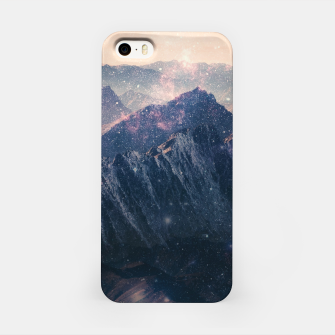 Miniaturka Space Landscape iPhone Case, Live Heroes
