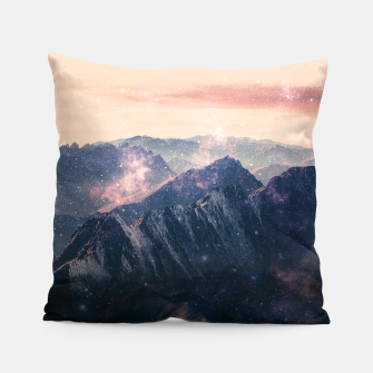 Thumbnail image of Space Landscape Pillow, Live Heroes