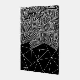 Thumbnail image of Digital Zentangle Incomplet Dark Canvas, Live Heroes