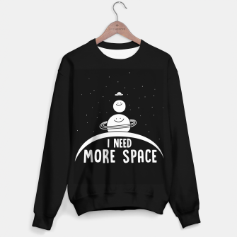 Miniaturka I Need More Space Sweater regular, Live Heroes