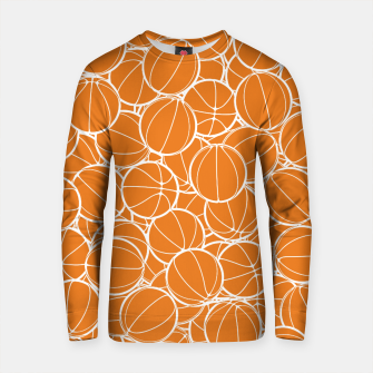 Thumbnail image of Hoop Dreams Cotton sweater, Live Heroes