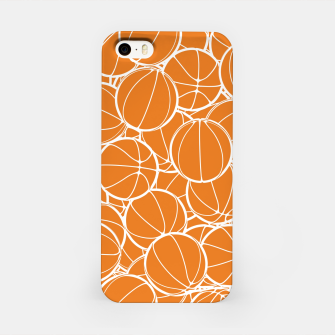 Thumbnail image of Hoop Dreams iPhone Case, Live Heroes