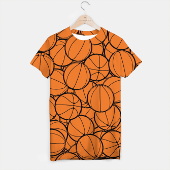 Thumbnail image of Hoop Dreams II T-shirt, Live Heroes