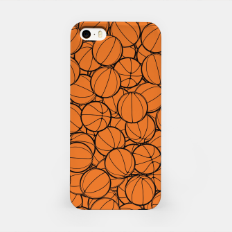 Thumbnail image of Hoop Dreams II iPhone Case, Live Heroes