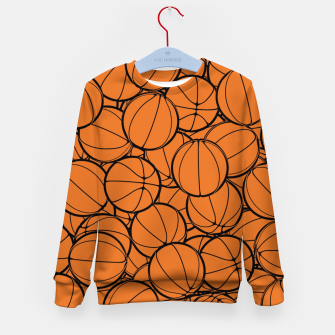 Thumbnail image of Hoop Dreams II Kid's sweater, Live Heroes