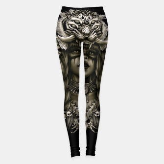 Thumbnail image of Winya No. 133 Leggings, Live Heroes