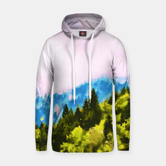 Thumbnail image of Forks Cotton hoodie, Live Heroes