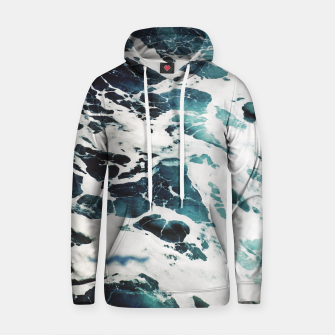 Thumbnail image of Sea Through Cotton hoodie, Live Heroes