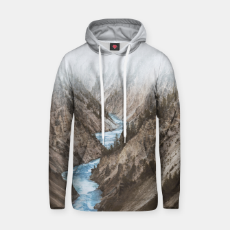 Thumbnail image of Whitetains Cotton hoodie, Live Heroes