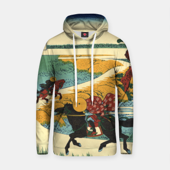 Thumbnail image of Ride South Cotton hoodie, Live Heroes