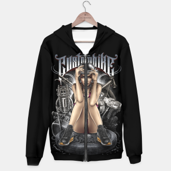 Imagen en miniatura de Winya No. 130 Cotton zip up hoodie, Live Heroes