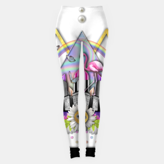 Miniaturka URBAN BEAUTY Leggings, Live Heroes