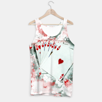 Thumbnail image of poker game Tank Top, Live Heroes