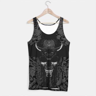 Thumbnail image of Better The Devil You Know Tank Top, Live Heroes
