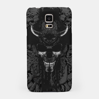 Thumbnail image of Better The Devil You Know Samsung Case, Live Heroes