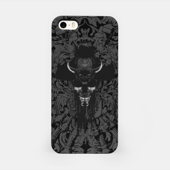 Thumbnail image of Better The Devil You Know iPhone Case, Live Heroes