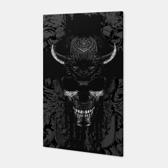 Thumbnail image of Better The Devil You Know Canvas, Live Heroes
