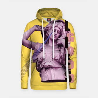 Thumbnail image of Lies Good Cotton hoodie, Live Heroes