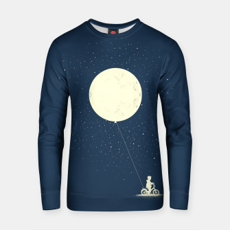THE BOY WHO STOEL THE MOON Cotton sweater miniature