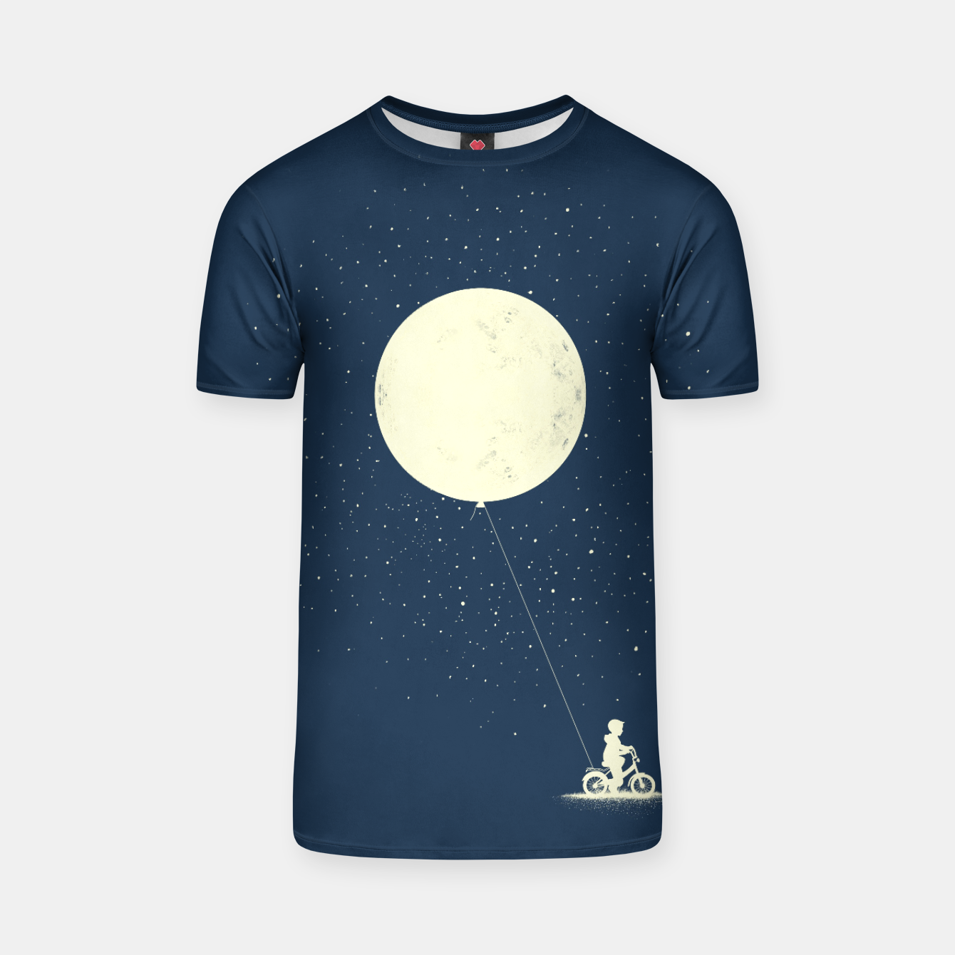 Image de THE BOY WHO STOEL THE MOON T-shirt - Live Heroes