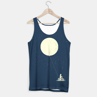 THE BOY WHO STOEL THE MOON Tank Top miniature