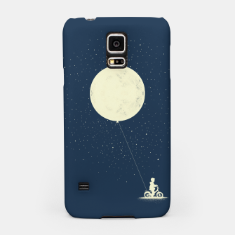 THE BOY WHO STOEL THE MOON Samsung Case miniature