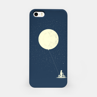 THE BOY WHO STOEL THE MOON iPhone Case miniature