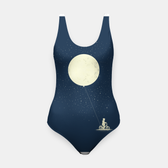 THE BOY WHO STOEL THE MOON Swimsuit miniature