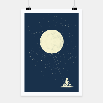 THE BOY WHO STOEL THE MOON Poster miniature