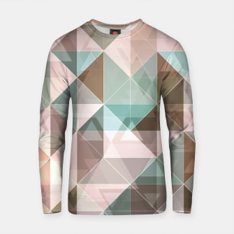 Thumbnail image of Triangles overlapping colors Sudadera de algodón, Live Heroes