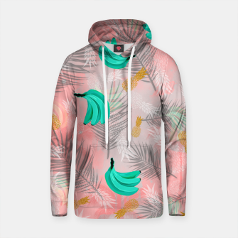 Thumbnail image of Pattern exotic Sudadera con capucha de algodón, Live Heroes
