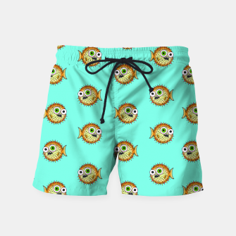 Thumbnail image of Rarofish Swim Shorts, Live Heroes