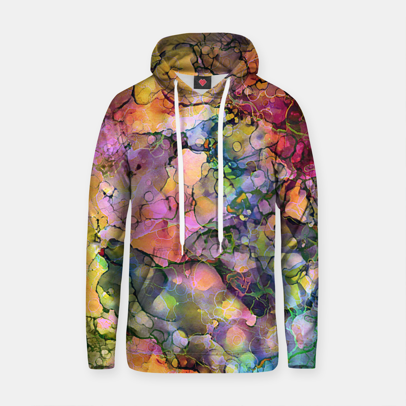 Imagen de Color - The Magic of Life Cotton hoodie - Live Heroes